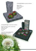 "Katalog ""Urnengrabmale"" - Natursteinwerk Kapraun - Seite 6"