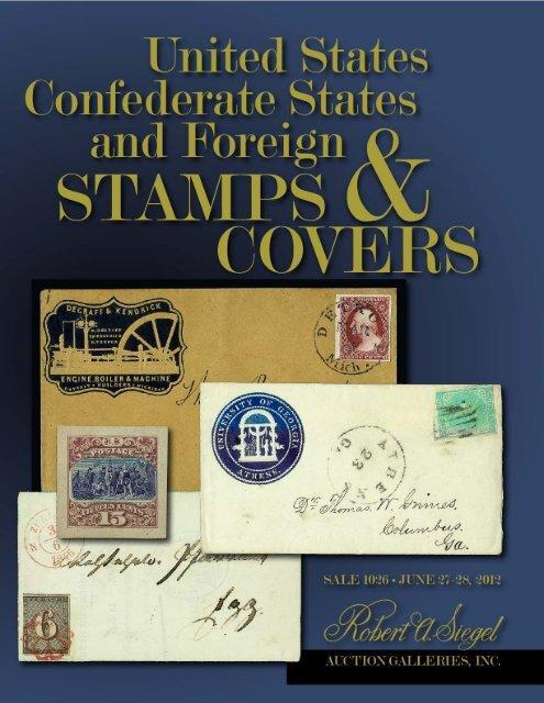 Clipper Ship Trade Cards Siegel Auction Catalog