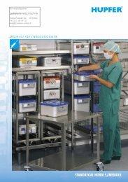 STANDREGAL NORM 5/MEDIDUL - Zumstein Medizintechnik