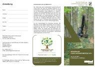 Anmeldung - Amt für Ernährung, Landwirtschaft und Forsten ...
