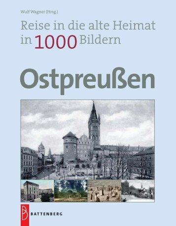 Ostpreuß Ostpreußen - Gietl Verlag