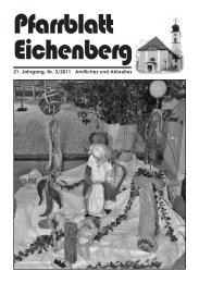 Pfarrblatt Eichenberg - diekoenige.at