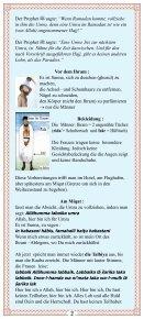 Die Umra (Faltblatt) - Way to Allah - Seite 2