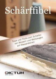 Schärffibel als PDF downloaden - DICTUM GmbH