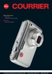 Hasselblad V-Serie: Jetzt auch digital - Leica Camera AG