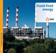 Fossil-fired energy (PDF, 1,8 Mb) - EDF