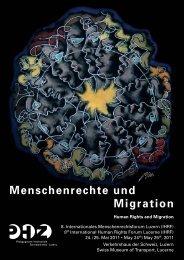 Menschenrechte und Migration - Internationales Menschenrechtsforum ...