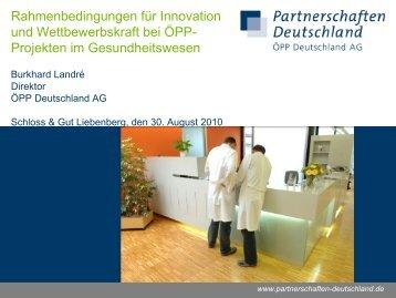 Burkhard Landré - DKB Management School