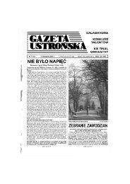 Gazeta Ustrońska nr 2 / 05
