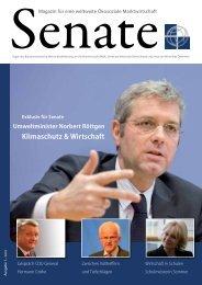senate 1-2010 - Stephan Eisel