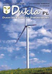 Nr 6 (218) Czerwiec 2009 rok XIX - Dukla