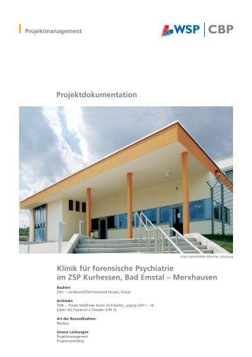 Klinik für forensische Psychiatrie im ZSP Kurhessen, Bad Emstal