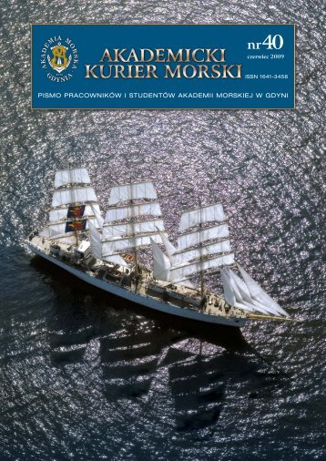AKM 40 - Akademia Morska - Gdynia