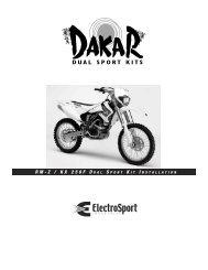 Sinter Bremsklötze vorne Harley Davidson XLH 883 Sportster Hugger 2001 XL1 Lucas