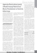Kurier Powiatowy nr 1(91) - Powiat Koniński - Page 5