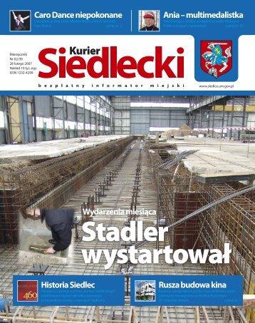 Kurier Siedlecki 02_2007 _ Kreda Profil.indd