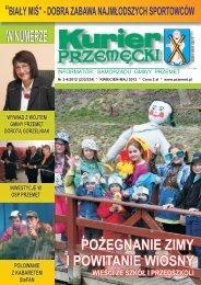 Nr 3-4/2012 - Gminny Ośrodek Kultury w Przemęcie