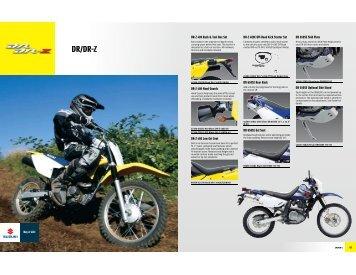 2009 Accessories Dual Sport and ATV - NR Motors Ltd.