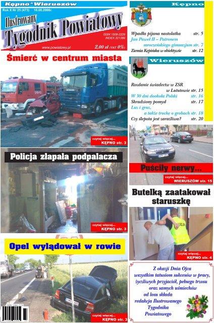 Policja Złapała Podpalacza śmierć W Centrum Miasta Butelką