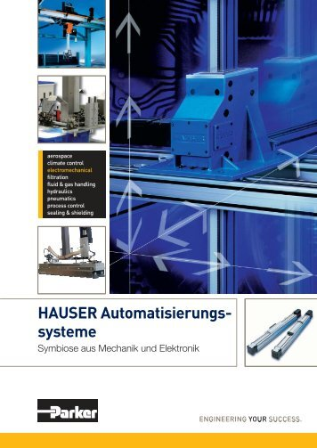 HAUSER Automatisierungs- systeme