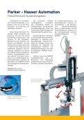 HAUSER Automatisierungs- systeme - Seite 2