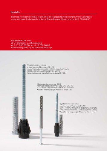 Katalog główny 2009/2010 (całość) - pobierz - fischer
