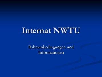 Internat Swisttal - NWTU