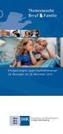 Themenwoche Beruf - Erfolgsfaktor Familie - Page 4