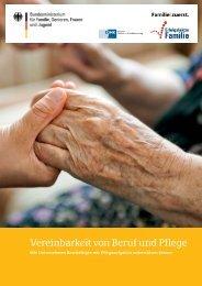Vereinbarkeit von Beruf und Pflege - Wie Unternehmen Beschäftigte