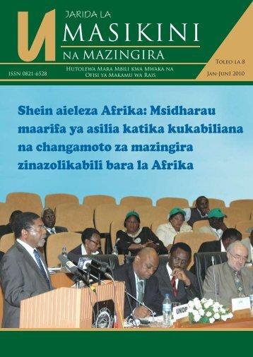 Shein aieleza Afrika