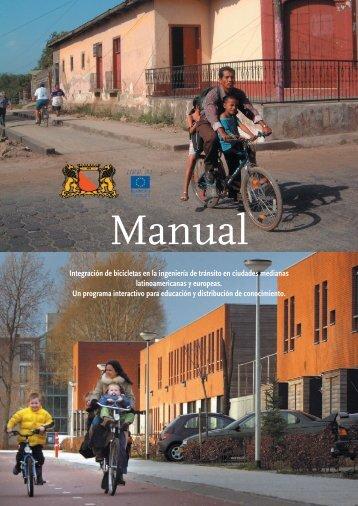 2 Situación del ciclismo en las ciudades participantes – status quo
