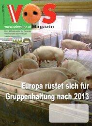 Zuchtwertschätzung für Nutzungsdauer beim Schwein - Schweine.at
