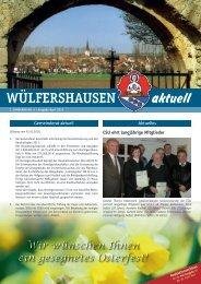 aktuell - Gemeinde Wülfershausen