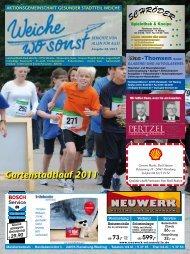 Gartenstadtlauf 2011 - ETSV Weiche