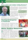 SPIELEFEST 22. August - Gemeinde Großradl - Seite 2