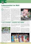 SPIELEFEST 22. August - Gemeinde Großradl - Seite 6