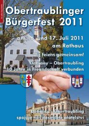 SV Obertraubling eV - Landkreis Regensburg