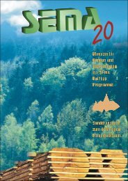 Magazin für Kunden und Interessenten der SEMA Holzbau ...