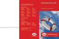 Sicherheits-Pass 2011