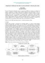 Podjetje in trženje ter upravljanje odnosov s strankami