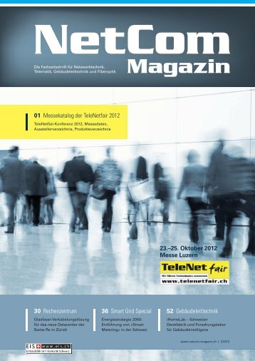 NetCom Magazin - bei Partner Publication GmbH