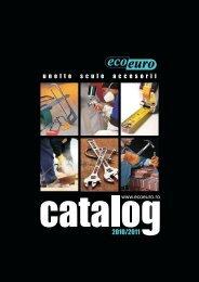 Catalog COMPLET convertit - Evora Center