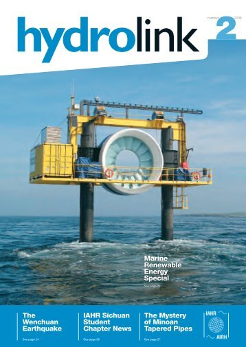 Marine Renewable Energy Special - IAHR