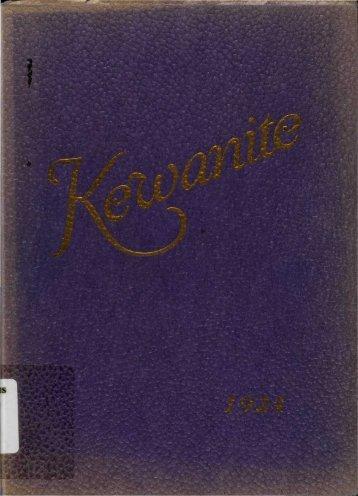 "Football ""K"" Men - Kewanee Public Library District"