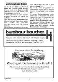 Nr. 1 24.08.2008 - SV Weilertal - Page 2