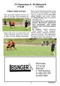 Nr. 1 24.08.2008 - SV Weilertal - Page 7