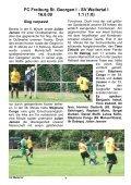 """Gasthof – Pension zur """" Alten Brauerei """" Niederweiler - SV Weilertal - Page 4"""