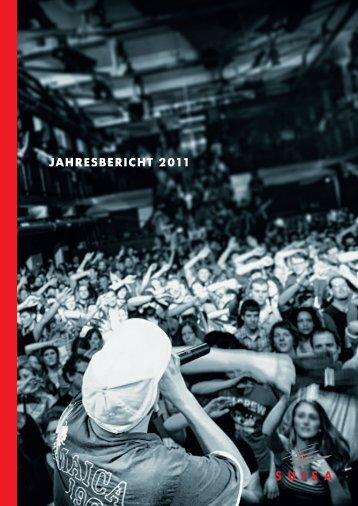 Jahresbericht 2011 - Suisa