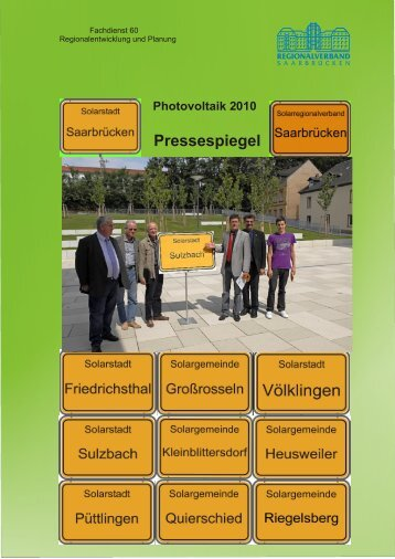 Pressemappe von Mai 2010 bis Januar 2011