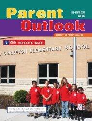 FALL - WINTER ISSUE - Joliet Public Schools District 86